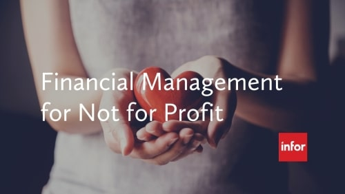 Financial Management for Not for Profit