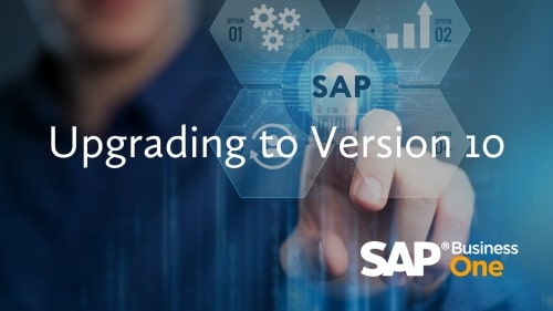 SAP Version 10 Webinar