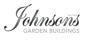 Johnsons Garden Buildings logo