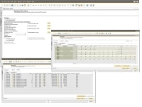 SAP Business One MRP screenshot