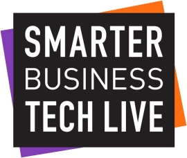 Smarter Business Tech Live logo